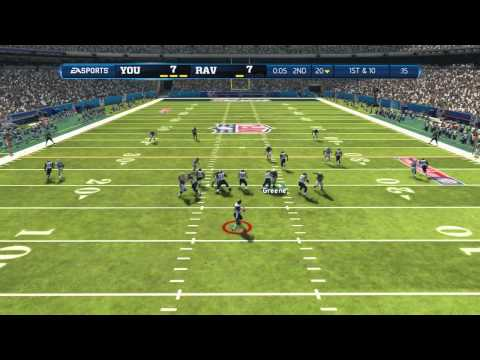 Madden 13 Ultimate Team: 2min Drill Geno and Manti Part 2