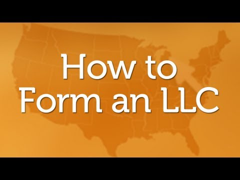 Forming an LLC in Pennsylvania