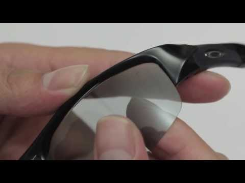 Oakley Flak Jacket Sunglasses Lenses Replacement(Installation/Removal)