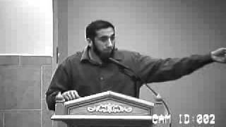 Nouman Ali Khan - An overview of Quranic work by Dr. Israr Ahmed
