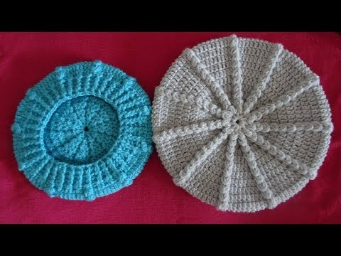 Crochet Pattern * HOW TO CROCHET EASY HAT *