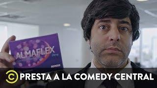 AlmaFlex - Presta a la Comedy Central
