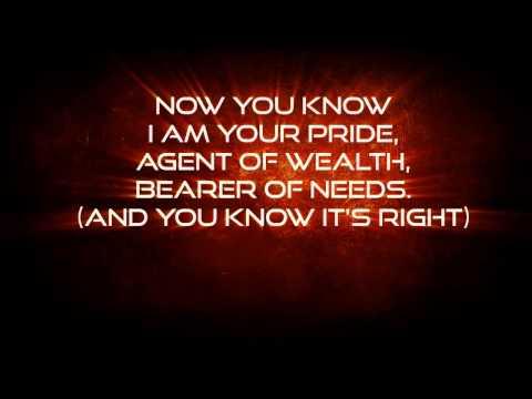 Avenged Sevenfold - Shepherd Of Fire [Lyric Video]