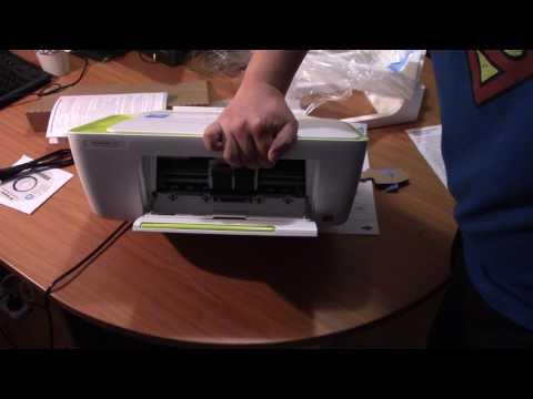 $14 Printer Scanner HP Deskjet 2130 - Setting up on Windows 10, Printing