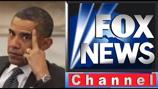 President Obama Speaks Truth About Fox News