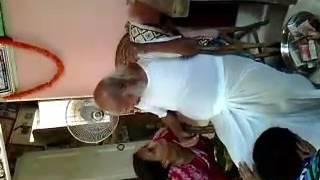 Srimat Swami Atmananda brahmachari sadhubaba....just had ashram