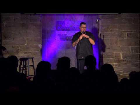 Ricky Ramos Comedy Works Promo Video
