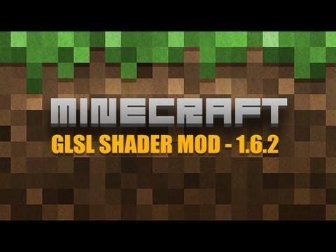 [1.6.2] Minecraft GLSL Shader Mod Installation (Forge)