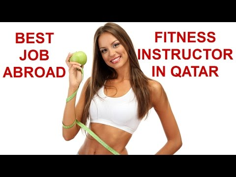 The best work abroad: Fitness instructor jobs in Qatar: ClarusApex