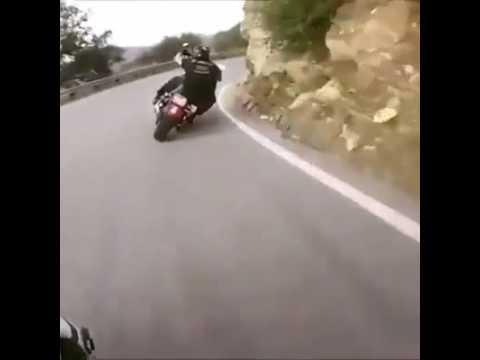 Harley out runs sport bike