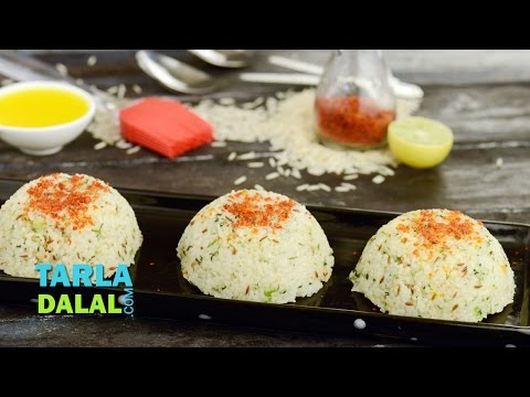 होल राईस खीचू (Whole Rice Khichu Recipe) Recipe in Hindi by Tarla Dalal