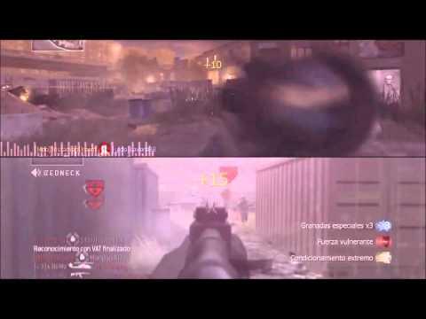 Cod 4 Stronger Gun Sync (Work It, Harder, Make It, Better)