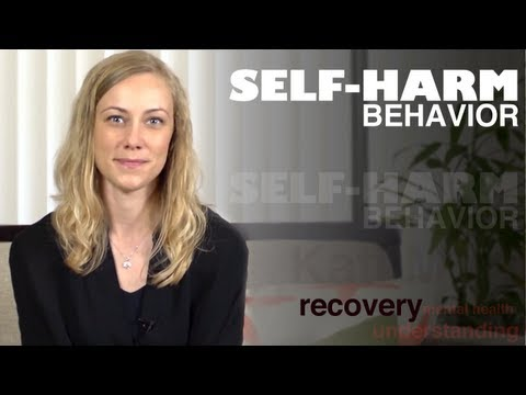 What are Self-Harm Behaviors? Kati Morton on Self-Injury, Cutting, Burning, Banging Head & therapy