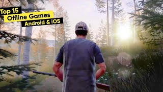 Top 15 Best OFFLINE Games for Android & iOS 2020 | Top 10 Offline Games for Android 2020 #4