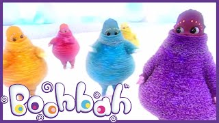 💙💛💜 Boohbah | Coloured Bricks | Episode 75 | Funny Cartoons for Kids | Animation 💙💛💜