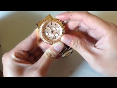 HOW TO FIX/RESET  YOUR WATCH TIMER (CHRONOGRAPH)