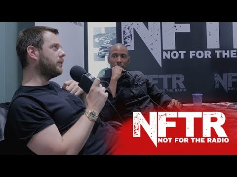 Mike Skinner Talks Giggs, Kano & Waking Up With Ice Statues [NFTR]