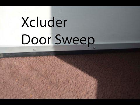 New!! Xcluder Door Sweep