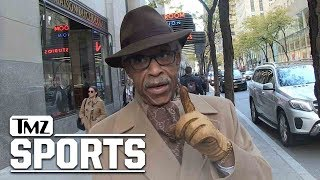 Al Sharpton Gives Props To Donald Trump For Helping Free LiAngelo Ball | TMZ Sports