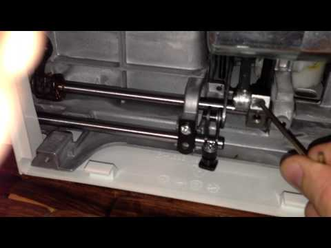 Fixing a jammed Singer Simple 2263 sewing machine