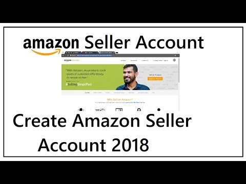 How to Create a Seller Account On Amazon