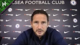 Werner and Ziyech to begin training in next few days   West Ham v Chelsea   Lampard press conference