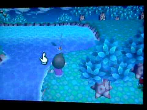 Animal Crossing City Folk: The Fishing Rod