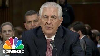 Rex Tillerson: Would Not Describe Vladimir Putin As
