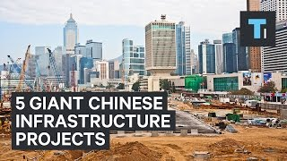 Download 5 Giant Chinese Infrastructure Projects That Are Reshaping The World Video