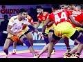 Pro Kabaddi 2019 Highlights Puneri Paltan Vs Gujarat FortuneGiants Hindi