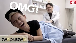 First Time Prostate Exam and Fertility Test