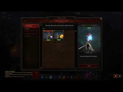 How To Equip Wings in Diablo 3