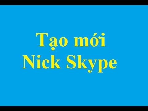 Đăng ký Skype, cách tạo tài khoản mới khi sử dụng Skype - http://taimienphi.vn