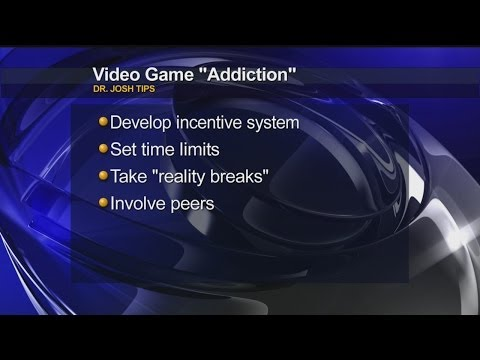 Video Game Addiction help