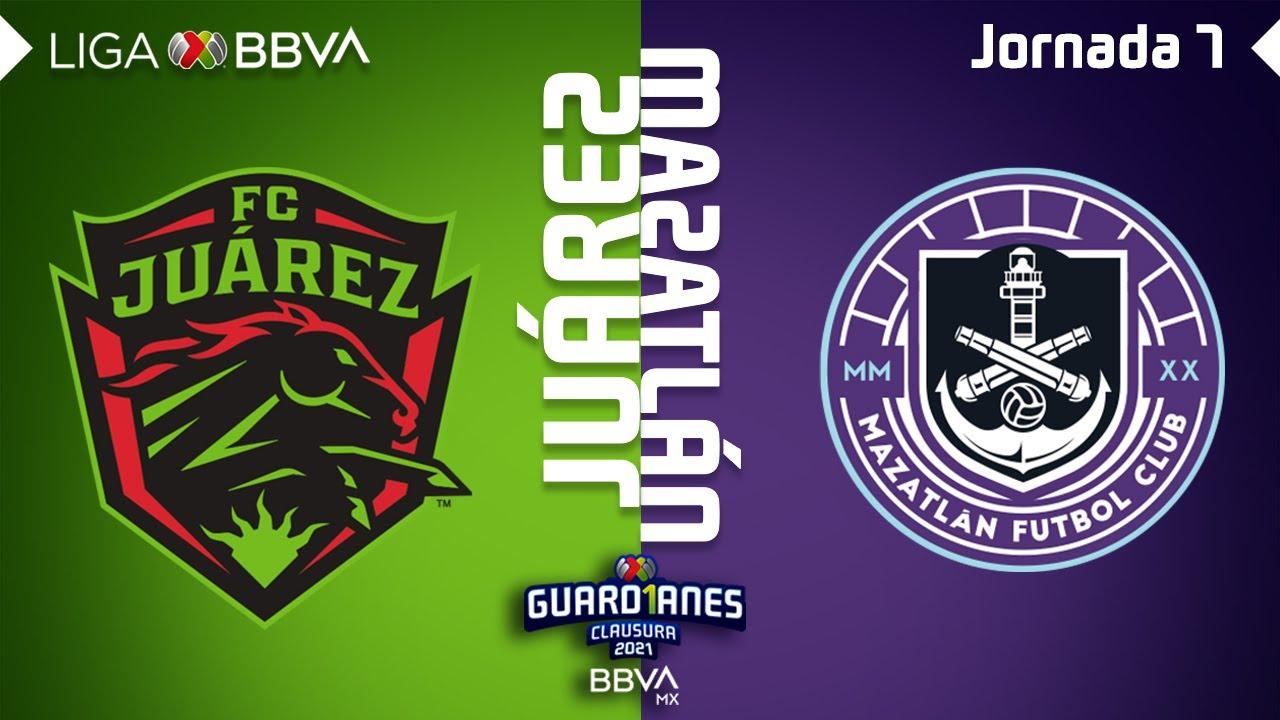 Resumen | Juárez vs Mazatlán | Liga BBVA MX - Guard1anes 2021 - Jornada 7