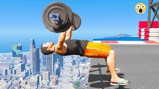 GTA 5 FUNNY CRAZY MOMENTS #21 - GTA V Gameplay Funny Moments & Fails