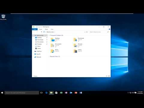 Windows 10: How To Enable Or Disable Desktop Peek