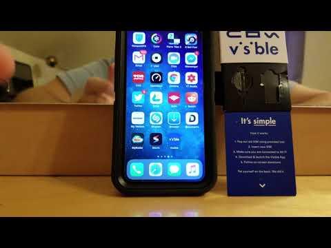 VISIBLE cellphone service plus invite code