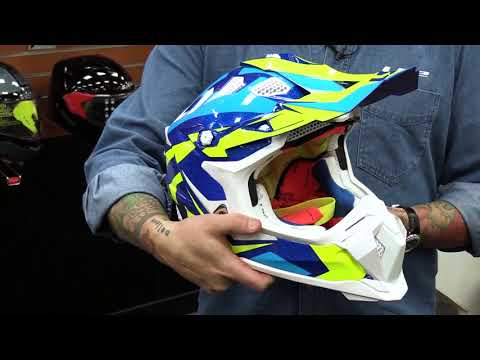 LS2 Subverter MX470 Motocross Helmet FIRST LOOK Video from ChapMoto.com