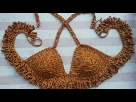 How to Crochet the Summer Fiesta Top