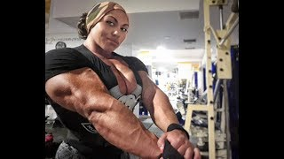 Nataliya Truhina - Bicep Workout