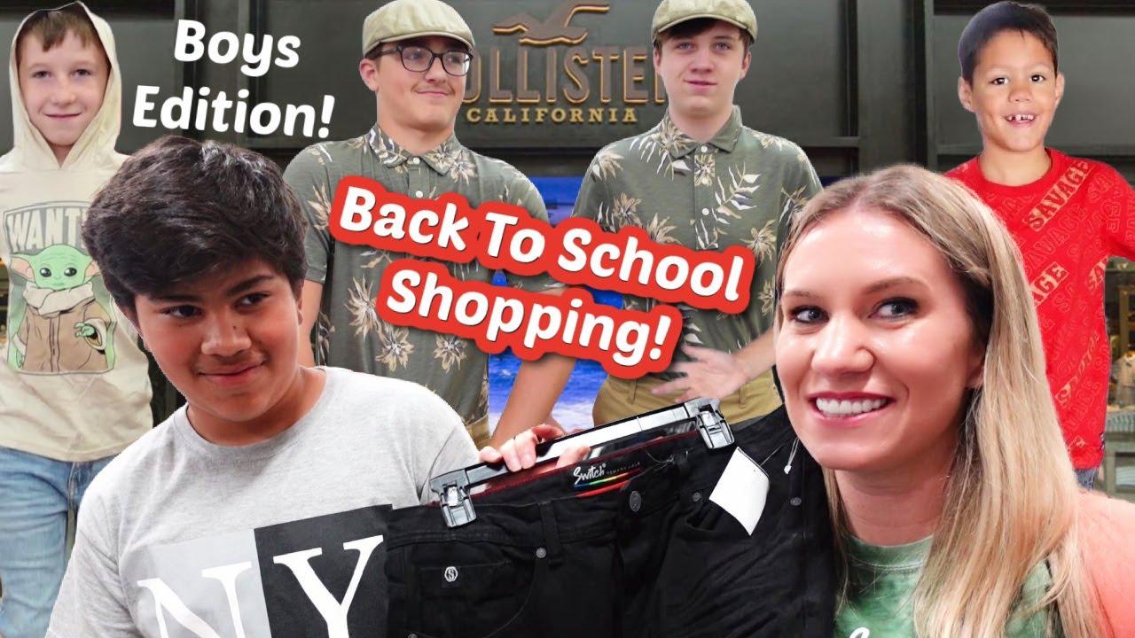 Back to School Shopping   Clothing Haul