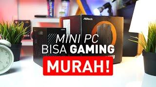 MENDING Ini Aja KENCENG MURAH Bisa GAMING Gak Usah Cari MINI PC Lagi Review AMD 3200G 3400G