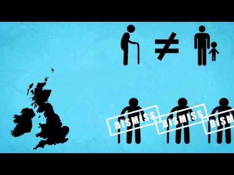 Ageism Towards Older People - Motion Graphics