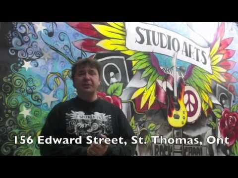 Open House - Studio Arts Academy & Rock School