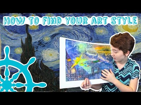 How to find your art style?