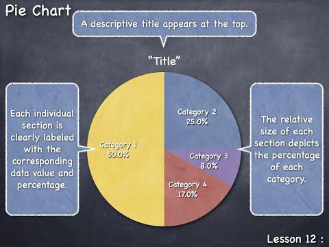 Lesson 12 : Pie Chart