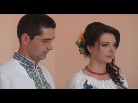 Весілля Богдана та Христини 25.06.2016. м Теребовля  (720p.) 1-частина