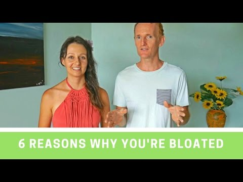 6 Reasons Why You're Bloated, Plus Water Retention