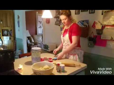 Kate Deutsch Spanish project: how to make sugar cookies